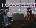 1-on-1 Consultations