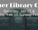Koerner Library Closure